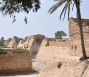 A visit to Caesarea and the Horse Riding Therapy Project