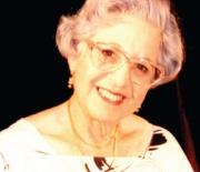 Anita Berman 1919 - 2011