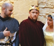 """""""Camelot"""" to be staged by LOGON"""