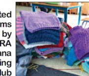 Knitting for the 'Forgotten Ones' - Letter