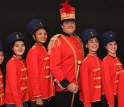 After 17 years, LOGON reprises The Music Man