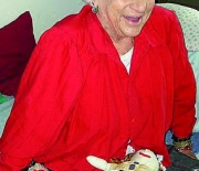 Vivian Wax – a remarkable lady